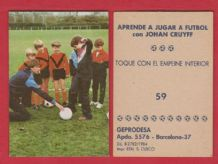 Barcelona Johan Cruyff Holland Training 59